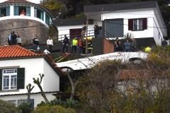 Des touristes allemands tués dans un accident d'autobus à Madère