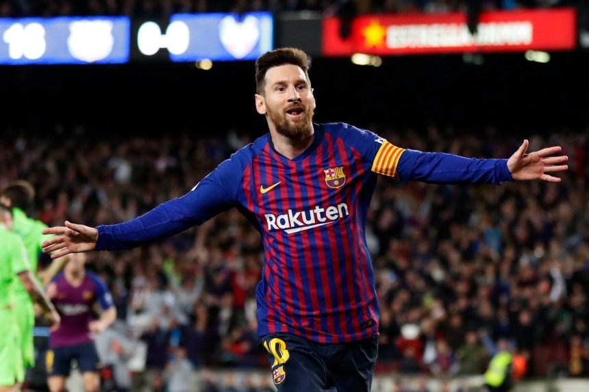 Messi suspendu du 1er match de qualification de l'Argentine de 2022