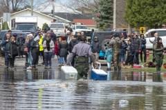 Québec instaure un moratoire sur la construction en zones inondables