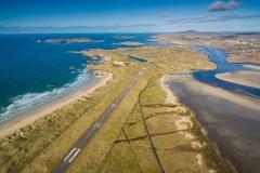 L'atterrissage à Donégal, en Irlande, jugé le plus impressionnant