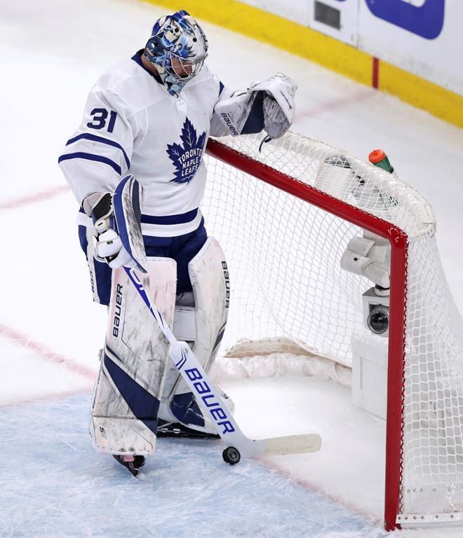 Grâce à une victoire de 5-1, les Bruins éliminent les Maple Leafs