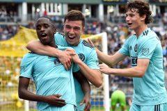L'Union signe une victoire de 3-0 et met fin à la séquence de succès de l'Impact