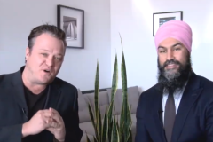 Discussions de salon – Jagmeet Singh