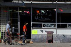 À la frontière américano-mexicaine, une «Petite Havane» surgit de l'exode cubain