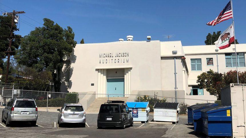 L'ancienne école de Michael Jackson conservera un auditorium à son nom