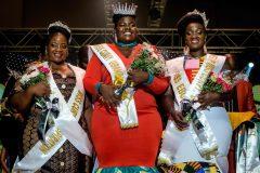 Une femme d'affaires remporte le titre controversé de «Miss Curvy» en Ouganda