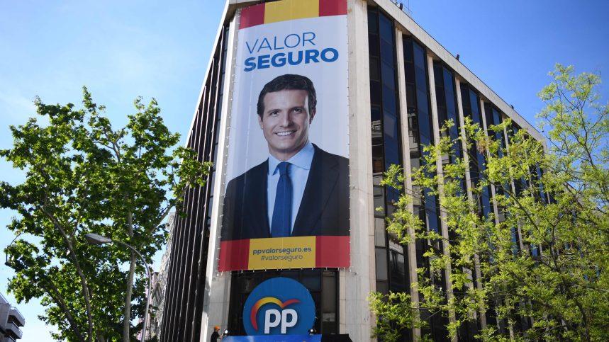 Bond de participation en Espagne pour un scrutin marqué par l'émergence de l'extrême droite