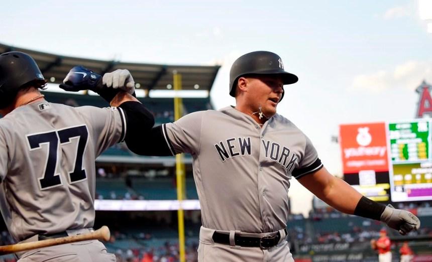 Clint Frazier est le 15e joueur des Yankees inscrit à la liste des blessés