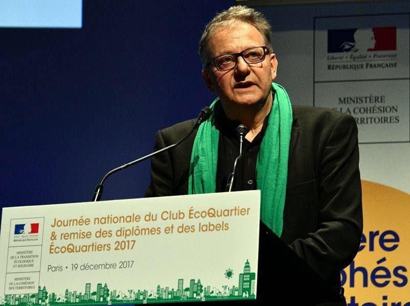 Un élu de Strasbourg aidera à créer le quartier de demain