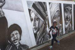 L'apartheid aboli, les Sud-Africains ne sont toujours «pas libres», selon le président