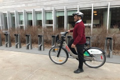 BIXI arrive à Saint-Laurent