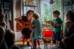 Apprendre à écrire des chansons à la bibliothèque de Dorval