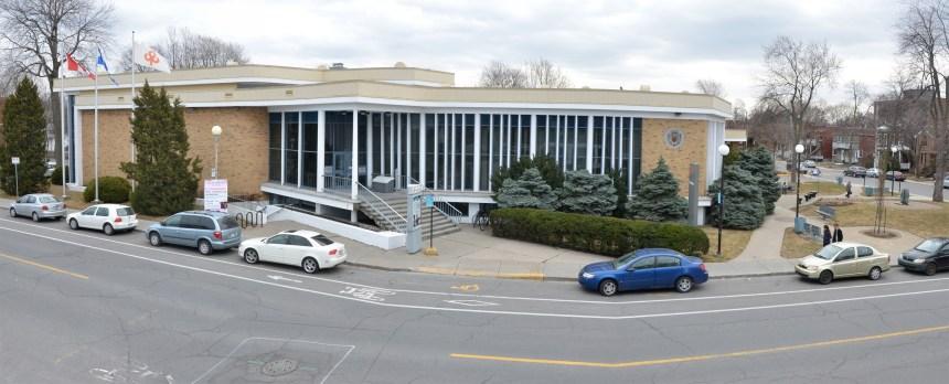 Pendant les travaux, la bibliothèque du Vieux Saint-Laurent continue