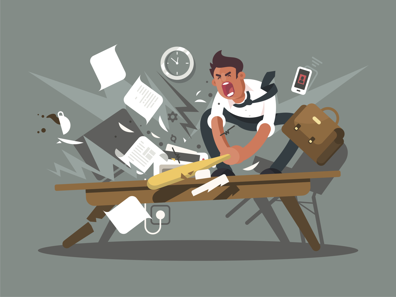 conseils sur la façon de faire exploser le travail