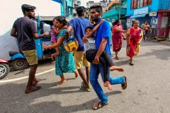 Les Canadiens au Sri Lanka sont priés de faire preuve d'une «grande prudence»