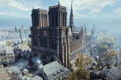 Le jeu Assassin's Creed où figure Notre-Dame gratuit pendant une semaine