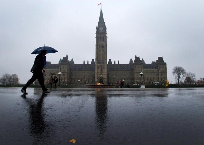 Le surplus d'Ottawa atteint 3,1 G$ en 11 mois
