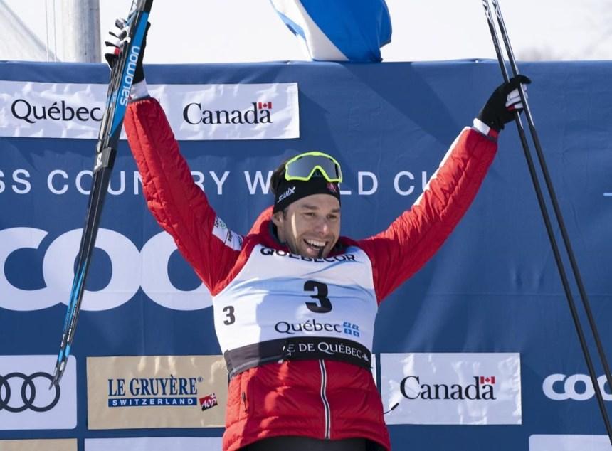 L'Association canadienne des sports d'hiver récompense Alex Harvey