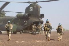 La Roumanie fait «tout ce qu'elle peut» pour prendre le relais du Canada au Mali