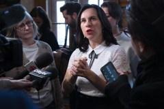 Valérie Plante et l'opposition parlent d'une seule voix sur la laïcité