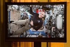 David Saint-Jacques va effectuer sa première sortie dans l'espace