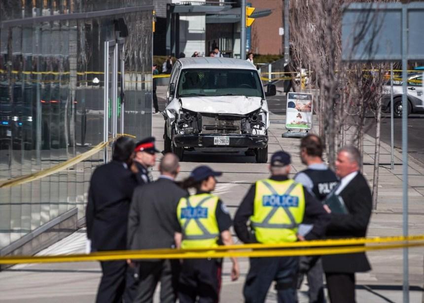 Les poursuites se multiplient contre l'auteur de l'attaque au camion-bélier à Toronto