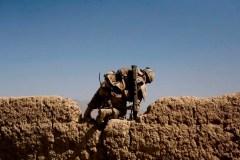 Le suicide chez les vétérans de l'Afghanistan aurait commencé à décliner