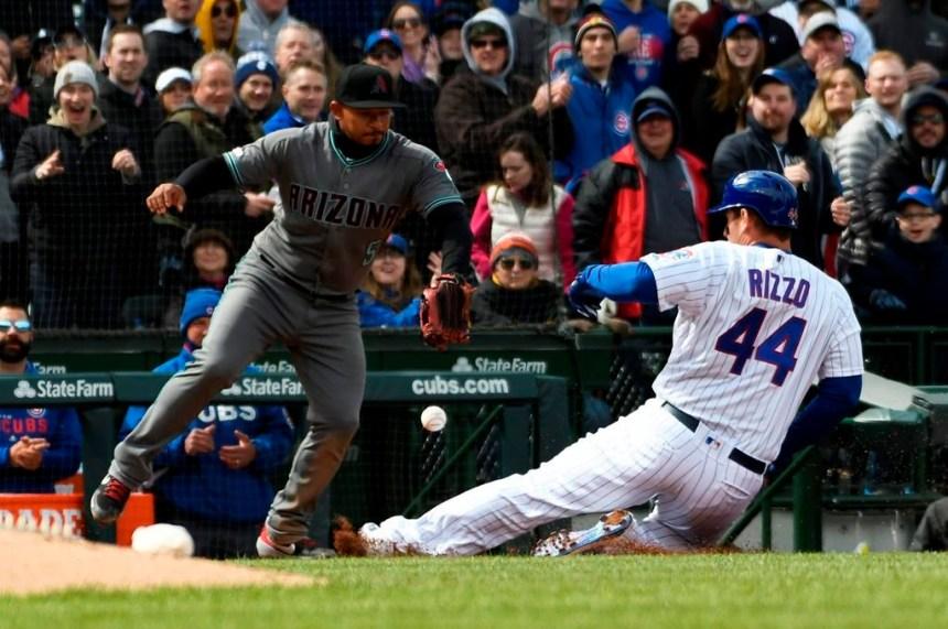 Kyle Hendricks ne donne rien aux Diamondbacks et les Cubs gagnent 5-1