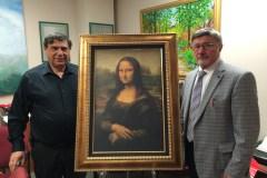 Commémorer le 500e anniversaire de la mort de Léonard de Vinci