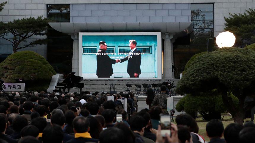 Pyongyang avertit des «dangers grandissants de guerre», un an après le sommet avec le Sud