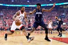 Les Raptors passent au deuxième tour en écartant le Magic en 5 matches