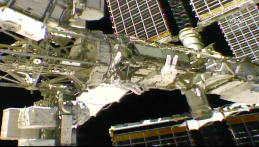 Station spatiale internationale: arrivée du vaisseau-cargo Cygnus, vendredi