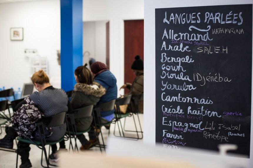 Médecins du Monde: une clinique essentielle pour les migrants à statut précaire