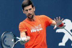 Novak Djokovic accède aux quarts de finale du Masters de Monte-Carlo