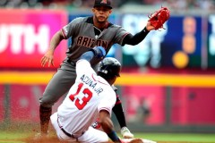 Le circuit de 2 points de Walker permet aux Diamondbacks de balayer les Braves