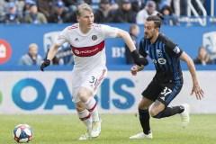 Un but tardif de Schweinsteiger permet au Fire de battre l'Impact 3-2
