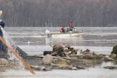 Inondations: le bilan s'accroît, mais les prévisions sont encourageantes