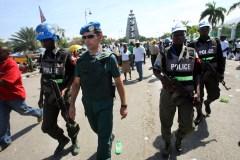 Haïti: renouvellement de la mission de police de l'ONU