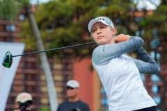 Eun-Hee Ji joue une ronde de 65 et mène par deux au Championnat Lotte