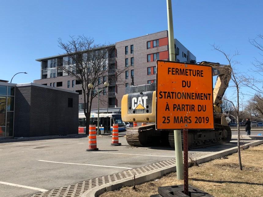 Métro Jean-Talon : 20 places de stationnement retirées pour améliorer la qualité de vie des résidents