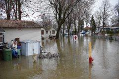 Inondations: la Croix-Rouge versera une aide aux familles les plus touchées