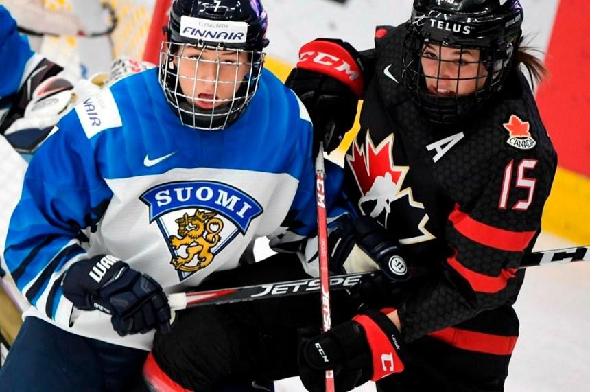 Le Canada s'incline 4-2 en demi-finales du Mondial de hockey féminin