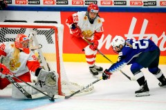 Le Canada domine la Finlande 6-1 au Mondial junior de hockey féminin