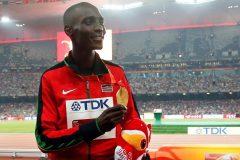 L'ancien champion olympique Asbel Kiprop est suspendu pendant quatre ans pour dopage