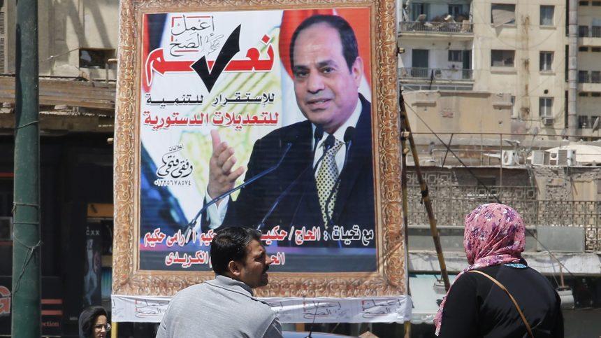 Forces de sécurité déployées au Caire après de rares manifestations anti-Sissi