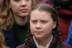 Greta Thunberg reçue à Montréal, Valérie Plante à l'ONU