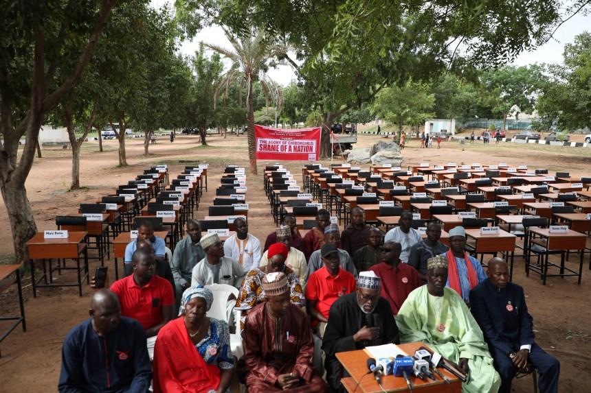 Cinq ans après, 112 filles de Chibok ne sont pas revenues