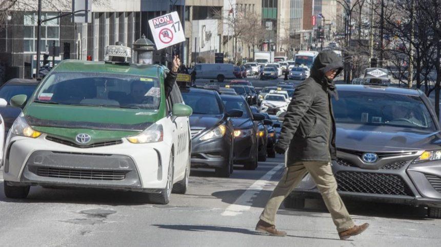 Les chauffeurs de taxi seront consultés sur l'indemnisation proposée par Québec