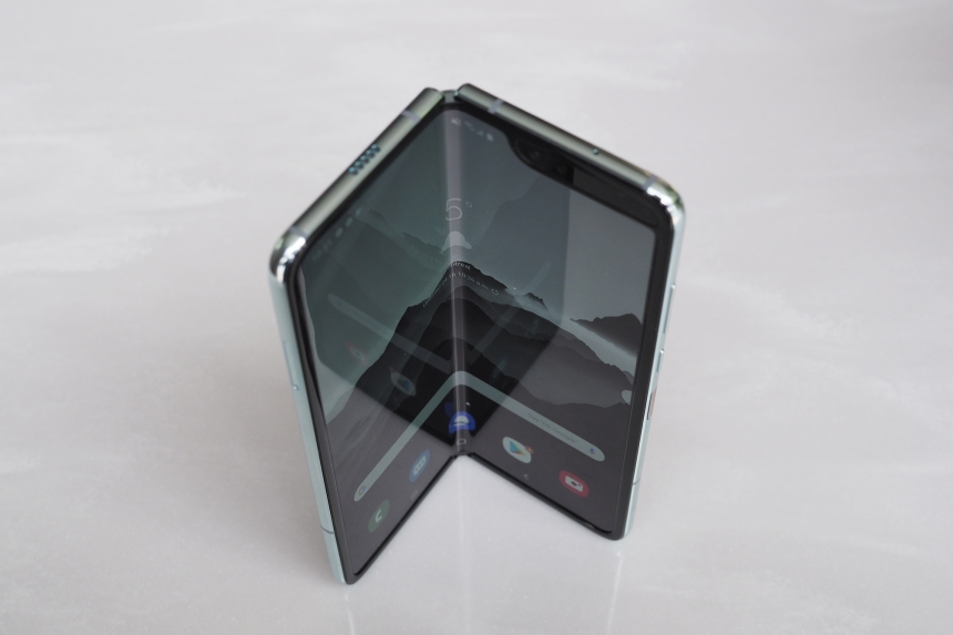 Samsung rouvre les pré-inscriptions pour son Galaxy Fold