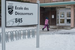 La CSMB maintient sa version concernant l'école des Découvreurs